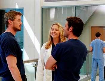 Grey's Anatomy Épreuve de force
