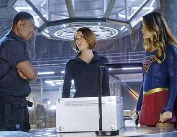 Supergirl Une place pour deux