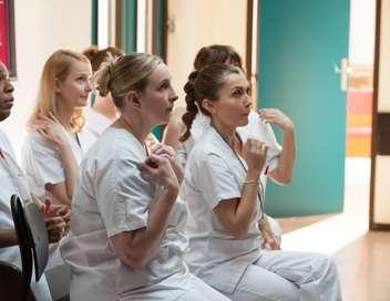 WorkinGirls à l'hôpital Une tâche pour deux