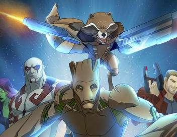 Les gardiens de la galaxie La stratégie de Gamora