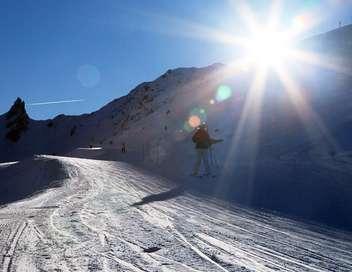 Courchevel, un hiver à la montagne