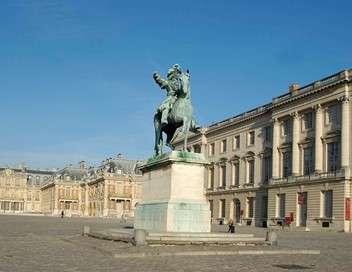 Versailles, le propre et le sale