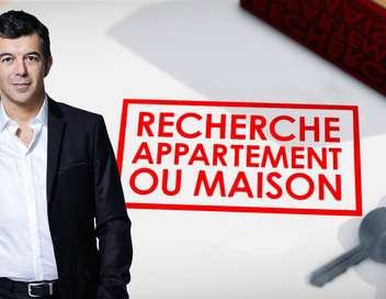 Recherche appartement ou maison Perrine/Matthieu et Marie/Damien et Lise