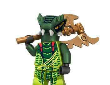 Ninjago : le tournoi des éléments L'adversaire