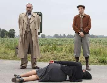 Les petits meurtres d'Agatha Christie Un meurtre en sommeil