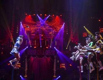 Cirque Bouglione : «Rire»