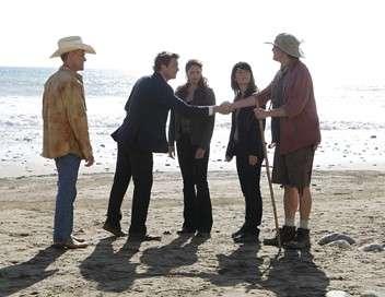 Mentalist Du sang sur le sable