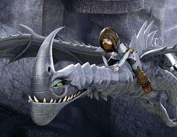 Dragons : par-delà les rives La Belle et le Dragon