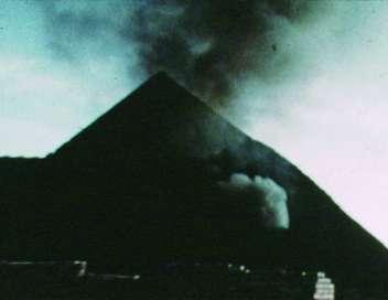 Après le volcan