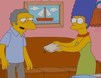 Les Simpson Ne mélangez pas les torchons et les essuie-bars