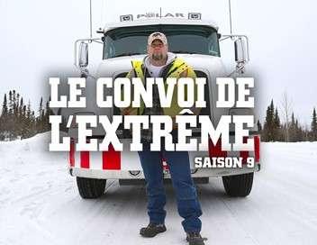 Le convoi de l'extrême : les gladiateurs de la glace