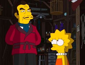 Les Simpson La grande Simpsina