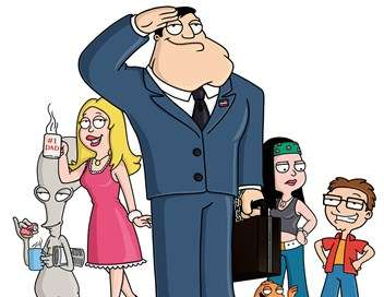 American Dad ! Stanie prend son flingue