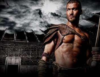 Spartacus : le sang des gladiateurs Jeux d'ombres