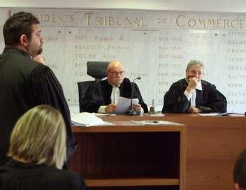 Pièces à conviction Courage patrons ! Le quotidien du tribunal de commerce