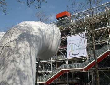 Centre Pompidou, ceci n'est pas un musée