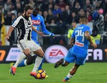 Juventus Turin - Naples Coupe d'Italie