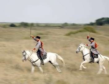 La Volga au rythme des Cosaques