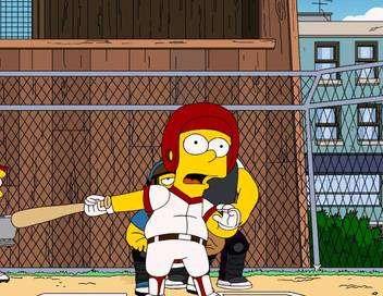 Les Simpson Bart-ball