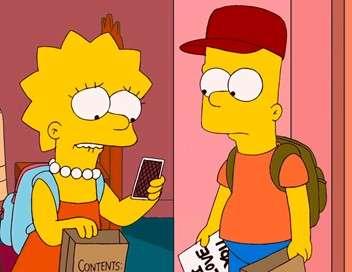 Les Simpson Pas comme ma mère
