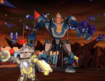 Nexo Knights, les chevaliers du futur Les dangers de la cupidité