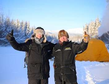 Échappées belles Canada, l'aventure du Grand Nord