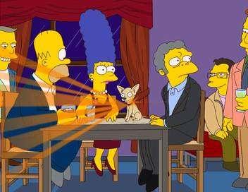 Les Simpson Moe n'en loupe pas une