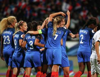Angleterre - France SheBelieves Cup