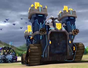 Nexo Knights, les chevaliers du futur Le tournoi du roi
