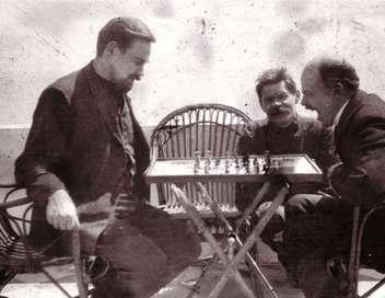 L'autre révolution : Gorki et Lénine à Capri
