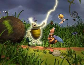 Maya l'abeille 3D Rosita