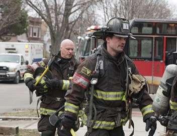 Chicago Fire La petite nouvelle