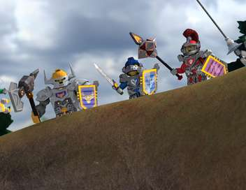 Nexo Knights, les chevaliers du futur Un chef monstrueux