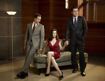 The Good Wife L'or noir