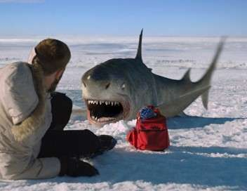 Ice Sharks : requins des glaces