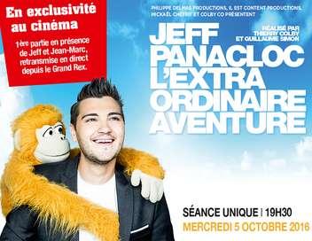 Jeff Panacloc : l'extraordinaire aventure