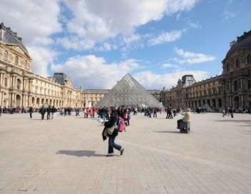 L'ombre d'un doute Le Louvre : palais du pouvoir