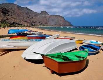 Les îles Canaries Entre rivages et volcans