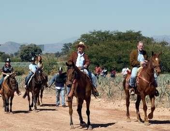 Itinéraire présidentiel Mexique