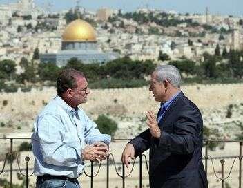 Itinéraire présidentiel Israël