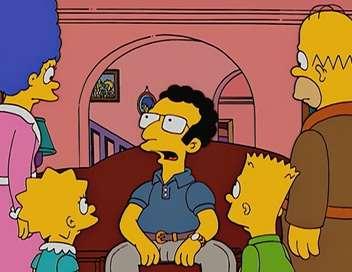 Les Simpson Coup de poker