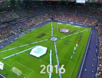 Coupe de France - 100 ans d'émotions
