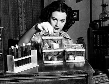 Star et inventeuse de génie Hedy Lamarr