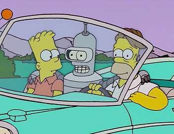 Les Simpson Future Drama