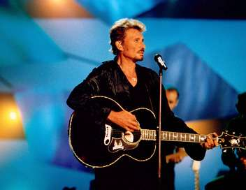 Johnny Hallyday au Parc des Princes