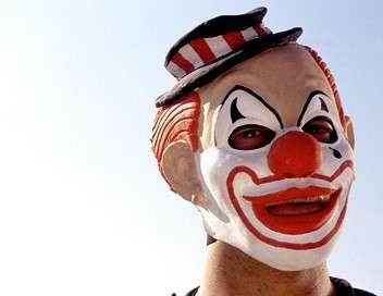 Le Clown Vengeance masquée