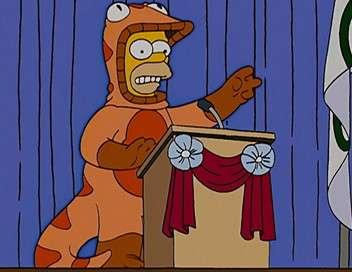 Les Simpson Homer maire !