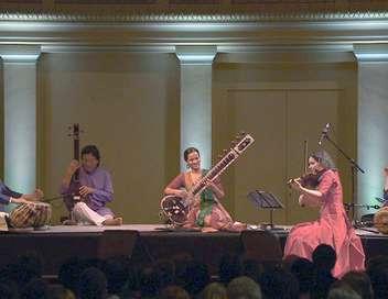 Une soirée indienne avec Anoushka Shankar et Patricia Kopatchinskaja