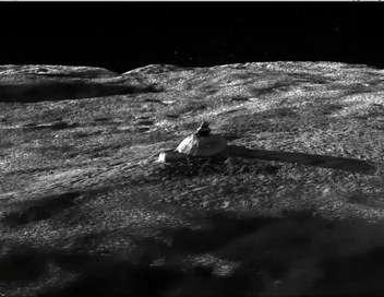 Des aliens sur la Lune