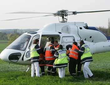 Équipe médicale d'urgence Les tueurs de la route
